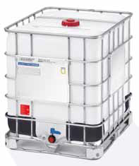 Eurocube of 1000 liters