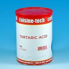 Винная кислота, 1,0 кг, ГОСТ 5817-77 ч