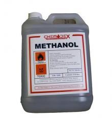 Methanol (carbinol) 1 liter of GOST 6995-77 hch