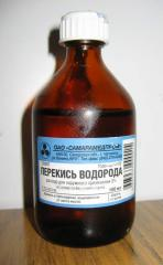 Hydrogen peroxide of 1,0 kg OST 10929-76 chd