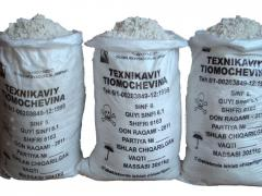 Тиомочевина 1,0 кг ГОСТ 6344-73 ч