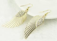 Серьги Крылья Ангела -Хранителя