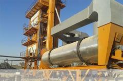 The ABZ Towzingar asphalt plants (to Iran),