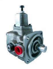 Lamellar pump
