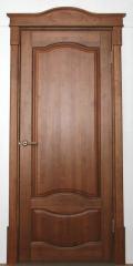 Дверь из массива Ольхи