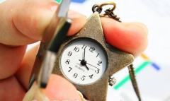Pocket watch Lucky