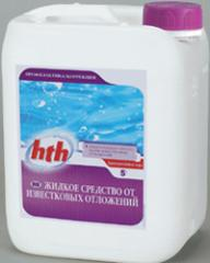 Жидкое средство от известковых отложений Hth (Франция)