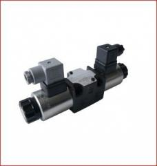 Hydrodistributors of modular execution