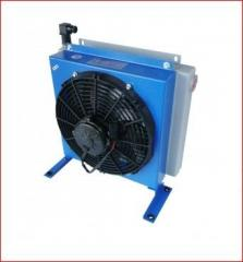 Heat exchanger air