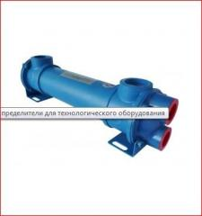 Heat exchanger water