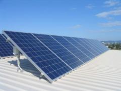 Солнечные панели в Алматы