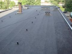 Material the roofing built-up Rukan 1