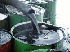 Petrobitumen the packed-up BND 90/130 - barrels of