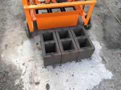 Foam concrete blocks, gas-blocks, slag stones
