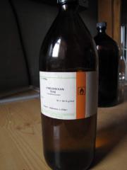 Amp cyclohexane. 3 cm ³ TU2631-029-44493179-99