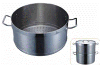 Kaskan for double boiler diameter is 60 cm