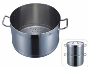 Kaskan for double boiler diameter is 55 cm