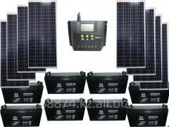 Солнечная батарея Алматы ФЭС