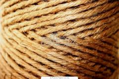 The twine is jute