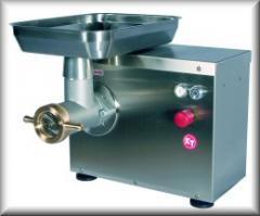 Industrial meat grinders
