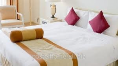 Bed cloths for hotels, sanatoria