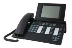 Оборудование телекоммуникационное для телефонных