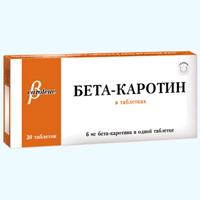 Beta-Karotin