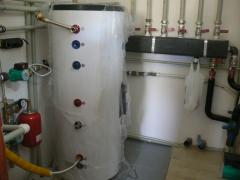 Сплит - система  200 литров