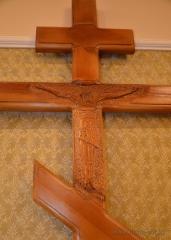 Crosses for graves