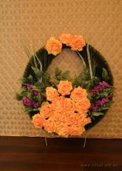 Wreaths are ritual