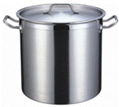 Pan copper from stainless steel 21 liters