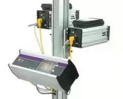 Крупносимвольный струйный принтер на термоплавких