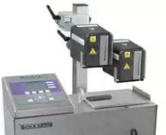 Крупносимвольные струйные принтеры на термоплавких