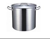 Copper 21 liters, 30х30 cm, stainless steel