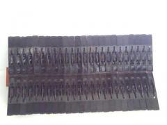 Clothespegs of 50 pieces, Kazakhstan