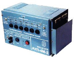 EQUIPMENT OF CONTROL OF AUP-4M DRIVES, MANAGEMENT