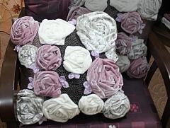 Цветок Plush rose 02.15.15