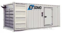 Контейнеры, Производство контейнеров SDMO
