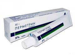 Перметрин, (250 мг)