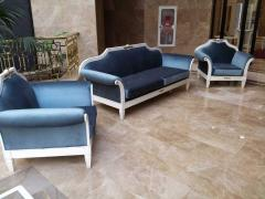 Upholstered furniture of Grace