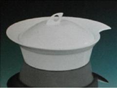 Супница фарфоровая белая,  арт. 11А13908 №11