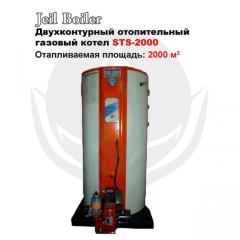 Котел газовый Jeil Boiler STS-2000