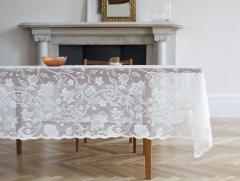 Flora 7880-ivory cloths