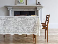 Kinross 9524-ivory cloths