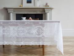 Lydia 7671-ivory cloths