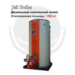 Copper diesel heating Jeil Boiler STS-1500