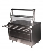 Food warmer for first courses 3MEPS2-11/7N