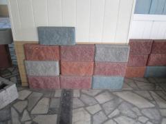 Tile facing POS