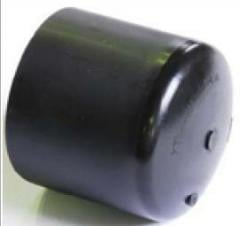 PE caps for pipelines and coppers