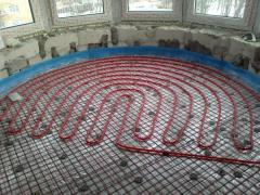 Water floors